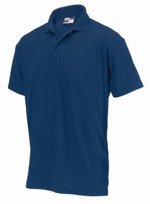 Poloshirt piqué PPZ180 borstzak