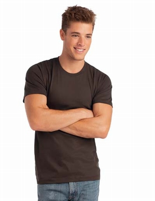 Hanes Men's Crew Neck T-shirt organic