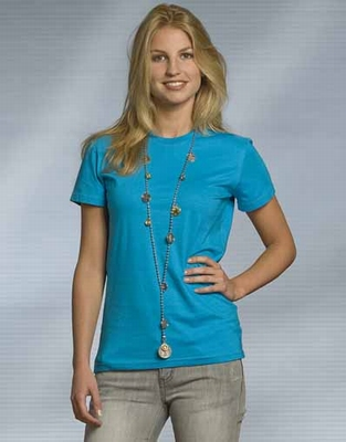 L&S Organic Fit T-shirt for her