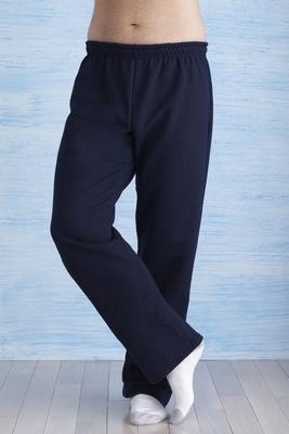 Gildan Heavy Blend Adult Open Bottom Sweatpant