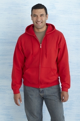 Gildan Heavy Blend Adult Full Zip Hood