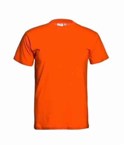 Santino T-shirt promo oranje
