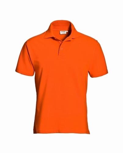 Santino Poloshirt promo oranje