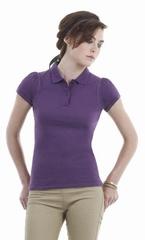 Poloshirt B&C Heavymill Woman