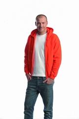 Gildan Full Zip Hooded Sweater for him